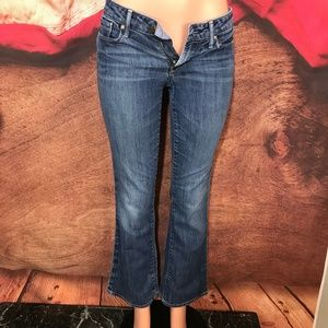 Gap 1969 Sexy Boot Cut Jeans 27 4 28x30
